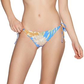 Billabong Palm Rise Tropic Womens Bikini Bottoms - French Blue