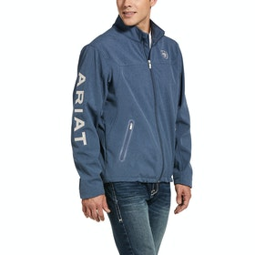 Ariat New Team Softshell Jas - Lakelife Heather
