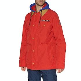 Burton Dunmore Snow Jacket - Flame Scarlet