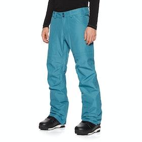 Burton Ballast Gore Tex Snow Pant - Storm Blue