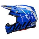 Bell Fasthouse Moto-9 Flex 2020 Day In The Dirt Motocross Helmet