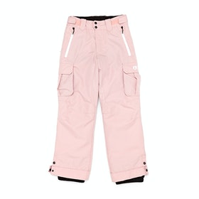 Picture Organic August Kids Snow Pant - Pink