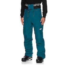 Pantalón de snowboard Picture Organic Under - Petrol Blue