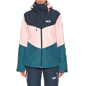 Chaqueta de snowboard Mujer Picture Organic Week End - Pink