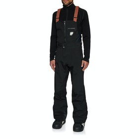 Picture Organic Welcome Bib Snow Pant - Black