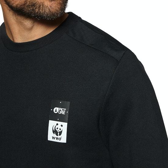 Picture Organic WWF Ice Crew Sweater
