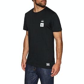 Picture Organic Wwf Seals Short Sleeve T-Shirt - Wwblack