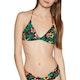Billabong S.s Crossed Back Tri Womens Bikini Top