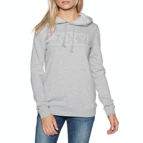 Roxy Eternally Yours Womens Pullover Hoody - Heritage Heather