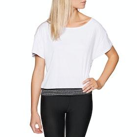 Roxy I Know You , Kortärmad T-shirt Dam - Bright White