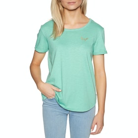 Roxy Oceanholic Womens Short Sleeve T-Shirt - Canton