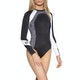 Roxy Fitness Long Sleeve Womens Swimsuit
