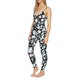 Jumpsuit Senhora Roxy Fitness Strappy Sports
