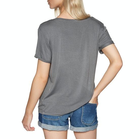 Roxy Simple Little Song Womens Short Sleeve T-Shirt