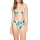 Rip Curl Palm Bay Hi Waist Cheeky Bikini Bottoms