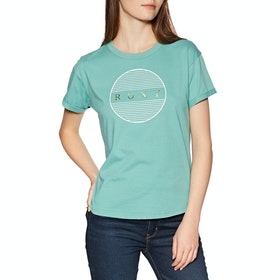 Roxy Epic Afternoon Womens Short Sleeve T-Shirt - Canton