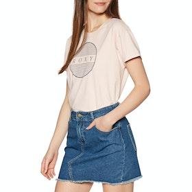 Roxy Epic Afternoon , Kortärmad T-shirt Dam - Peach Blush