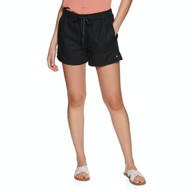 Roxy Love Square Womens Shorts - Anthracite