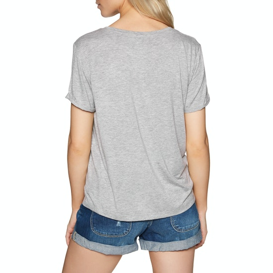 Roxy Simple Little Song Womens 半袖 T シャツ