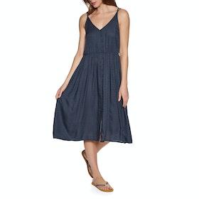 Roxy Sunset Beauty Womens Dress - Mood Indigo