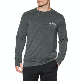 Sweat Mons Royale Covert Lite Crew - Smoke