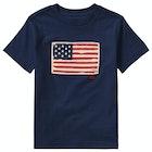 Polo Ralph Lauren Flag Boy's Short Sleeve T-Shirt
