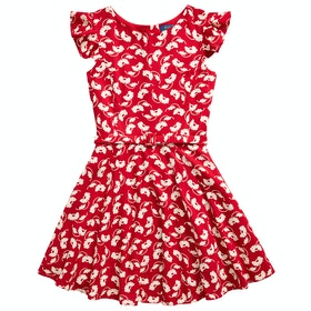 Polo Ralph Lauren Flutter Junior Dress - Eastern Floral