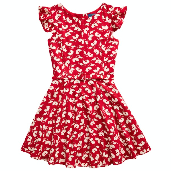 Polo Ralph Lauren Flutter Girl's Dress