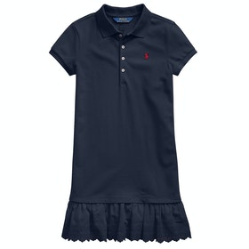 Polo Ralph Lauren Polo Junior Dress - Hunter Navy