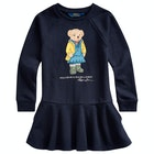 Polo Ralph Lauren Bear Knit Junior Girl's Dress