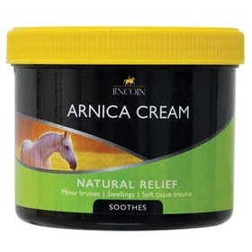 Premiers soins cheval Lincoln Arnica Cream - Clear