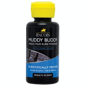 Lincoln Muddy Buddy Magic Mud Kure Powder Skin Care - Natural