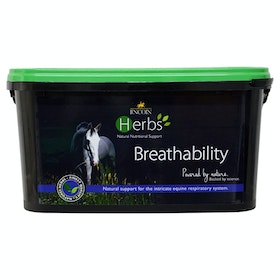 Lincoln Herbs Breathability Supplement - Natural