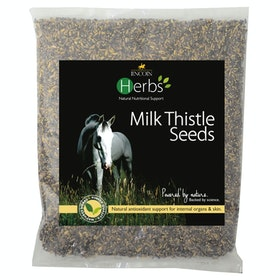 Lincoln Herbs Milk Thistle Seeds Health Supplement - Clear