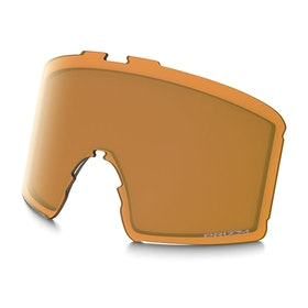 Oakley Line Miner Kids Replacement Lens - Prizm Persimmon