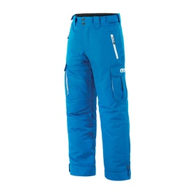 Picture Organic August Kids Snow Pant - Blue