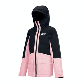 Picture Organic Leeloo Kids Snow Jacket - Pink
