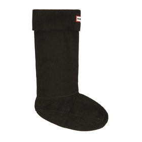 Hunter Boot , Wellingtons Socks - Black