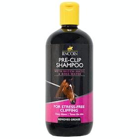 Lincoln Pre Clip Shampoo - Clear