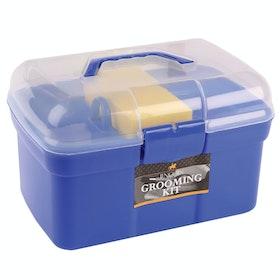 Kit de pansage Lincoln Essential - Blue