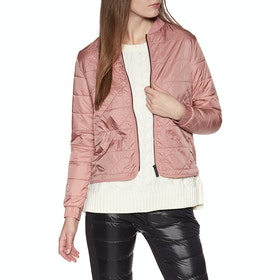 Veste Holden Bomber Liner - Dusty Rose