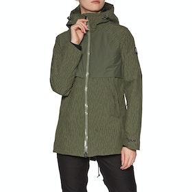 Holden RowenFishtail Snow Jacket - StoneGreen