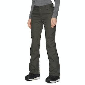 Pantalons pour Snowboard Holden StandardSkinny - Shadow