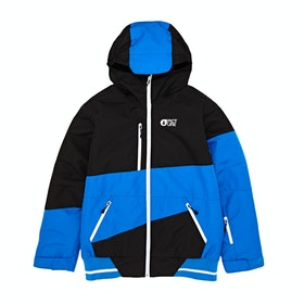 Picture Organic Slope Kids Snow Jacket - Blue