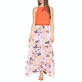 Rip Curl Island Long Dress - Lilac