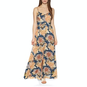 Rip Curl Sunsetters Maxi Dress - Dark Blue