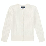 Polo Ralph Lauren Cable Junior Girl's Cardigan