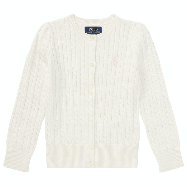 Ralph Lauren Cable Junior Cardigan
