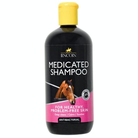 Lincoln Medicated Shampoo - Clear