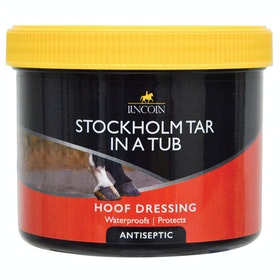 Lincoln Stockholm Tar in a Tub Hufpflege - Natural